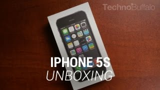 apple iphone 5s Unboxing