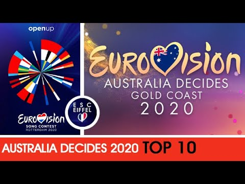 AUSTRALIA 2020 : Australia Decides | TOP 10