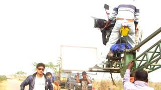 ছবির শুটিং দেখুন বাপ্পির(action mithu) মিঠু