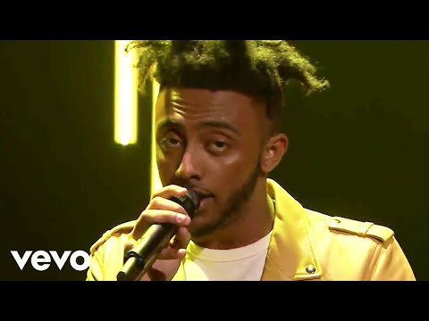 Aminé - Caroline (Live On The Tonight Show Starring Jimmy Fallon/2016)