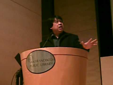 Pareng Barack: Filipinos in Obamas America at the SF Public Library (2 of 5)