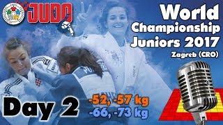World Judo Championship Juniors 2017: Day 2