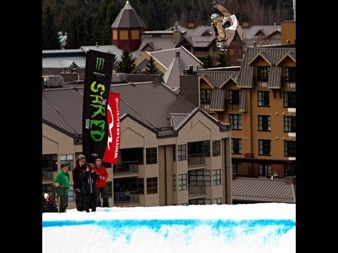 Monster Energy: Shred Show 2013 - Big Air