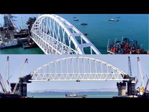 Керченский мост может рухнуть