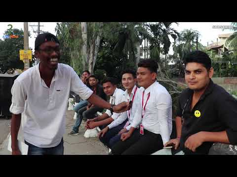 Blue filim ban in India | Awesome reaction by Guwahati city girls & boys | Funny #streetInterviews thumbnail