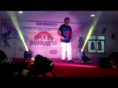 DANCE PERFORMANCE ON ALOO CHAAT AND HUN TETHO MERA DOOR JAANU...