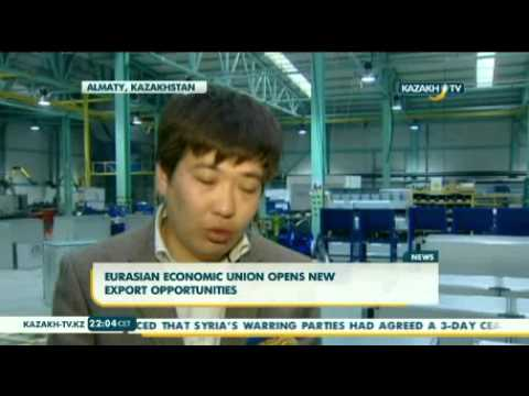 Eurasian Economic Union opens new export opportunities