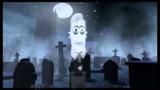 scary Halloween poem