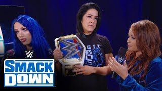 Bayley puts NXT Women's division on notice: SmackDown, Nov. 8, 2019