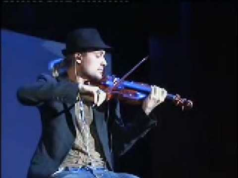 DAVID GARRETT - Air (Bach) - Mannheim