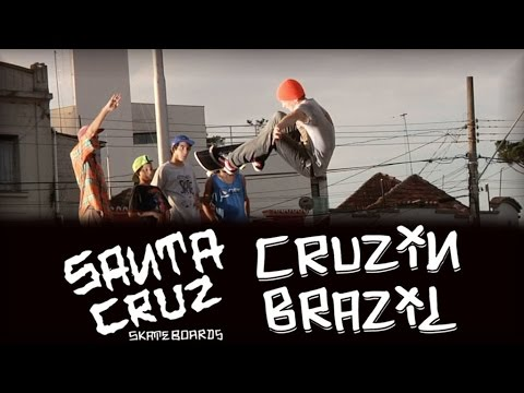 Santa Cruz Presents: Cruz'in Brazil