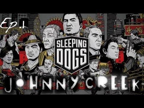 Sleeping Dogs: Live Playthrough Ep.1 - Il risveglio di Bruce Creek