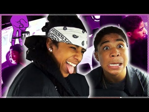 Mindless Behavior Freestyling in Traffic - Mindless Takeover Ep 71