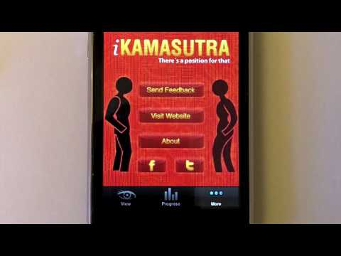 iKamasutra (HD!) iPhone/Touch Review!