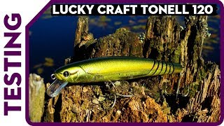 Lucky Craft Tonell 120 SP
