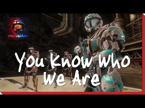 You Know Who We Are – Episode 19 – Red vs. Blue Season 12 thumbnail
