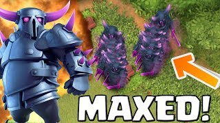 27 MAXED PEKKA ANGRIFFE! || CLASH OF CLANS || Let