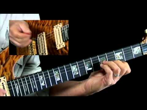 Slash Chord Progressions - #5 Dm C/D Bb/D G/D - Guitar Lessons - Brad Carlton
