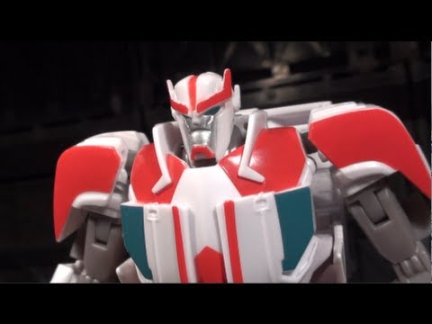 Vangelus Review 161 - Transformers Prime RID Deluxe Ratchet
