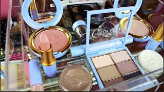 MAC Cinderella Collection First Impression | Spanish Curl Hair!