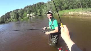 рыбалка в кулебакском районе