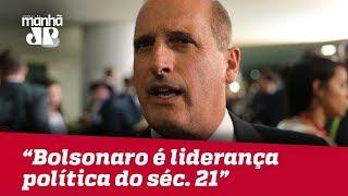 Coordenador de campanha diz que Bolsonaro é liderança política do séc. 21: 'derrubou dogmas