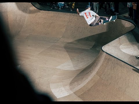 Battle of Hastings 2017 - Source skatepark