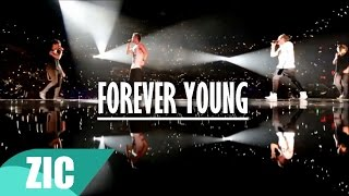 One Direction - Forever Young (Music Video) + Lyrics