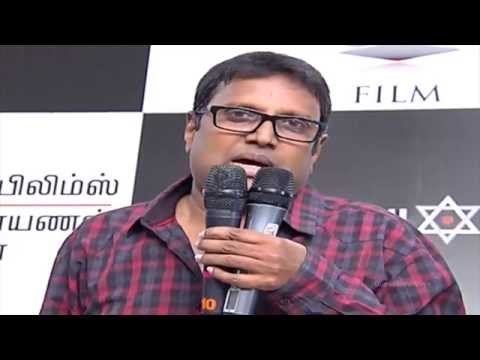 Gunasekhar Speaks In Tamil – Post Rudramadevi Trailer Premiere Show Photo Image Pic