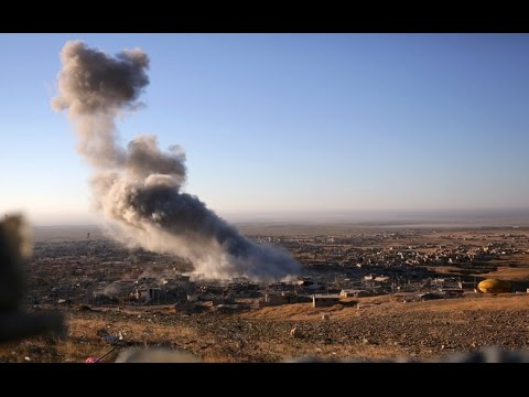 Iraq Kurds launch major offensive to retake Sinjar from IS