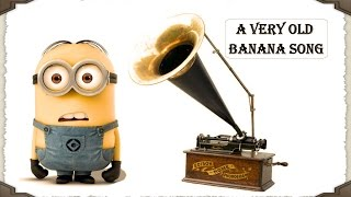Thomas Edison's Electric Light Bulb Band Video - Despicable Me a very Old Banana Song – Edison Swing Electro Mix