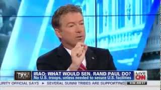 Rand Paul: We armed ISIS