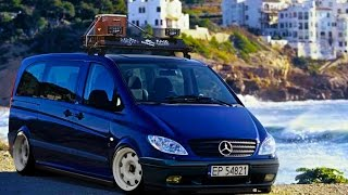 Virtual Tuning - Mercedes Vito #135