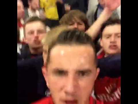 WHAT DO YOU THINK OF TOTTENHAM?! Arsenal fans 1-0 Tottenham