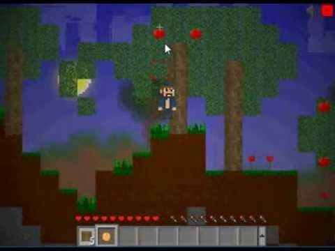 minecraft 2d 1 # apresentação do jogo