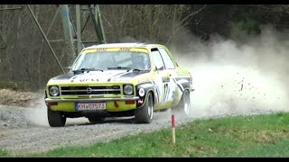 Best of Opel Ascona A / Ascona 400 Rallye Altenkirchen action and pure sound