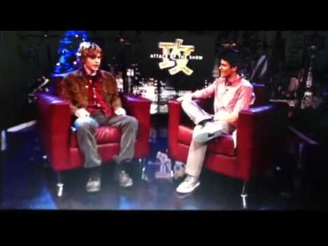 Evan Peters Interview  I'll Tap That Fucking Ass video