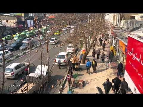 Ali Azimi - Zendegi (JoeZuie's Tehran Video Cut)