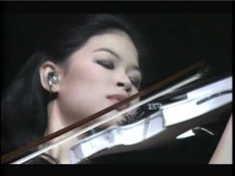 Vanessa Mae - Vannesa Mae Cotton Eye Joe