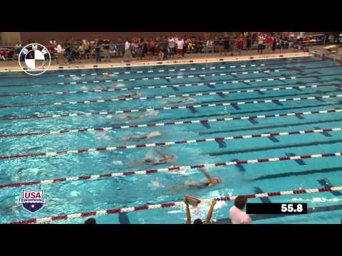 Women's 200m Backstroke B Final - 2012 Columbus Grand Prix