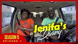 Jenifa's Diary Season 5 Episode 1 - A Good Catch