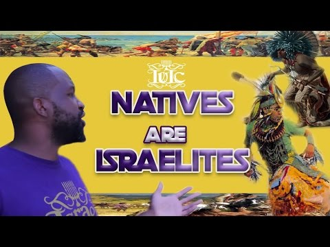 The Israelites: The Native Indians Are The Israelites The Bible Speaks Of!!! #NorthernKingdom