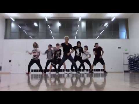 MKDC Infinite (인피니트) - Bad (배드) Dance Practice Day-1 Dance Cover
