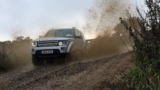 2015 Land Rover Discovery HSE Luxury Review - Inside Lane