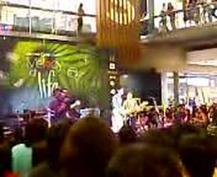 Saliva Batard Live in Central World Bangkok