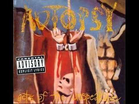 Autopsy - Voices