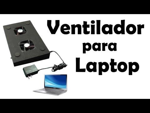 Ventilador Casero para Laptop - Muy fácil de hacer