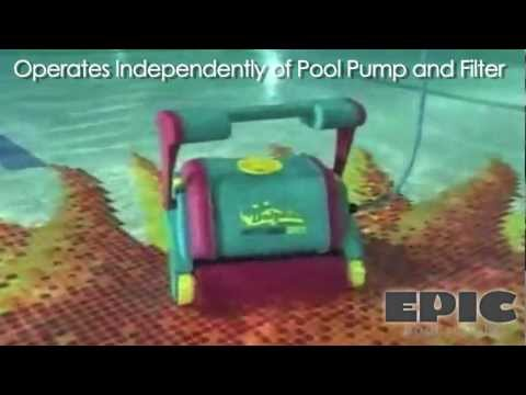 Maytronics Dolphin Diagnostic Advantage InGround Robotic Pool Cleaner