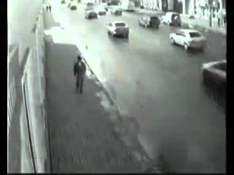 Lucky People Escaping Death Compilation