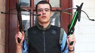 Hori-Zone RedBack Pistol Crossbow VS Cobra Pistol Crossbow